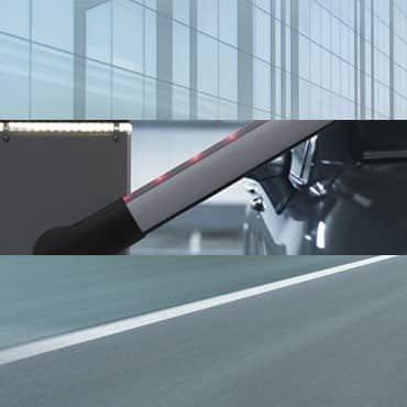 Bionik BK boom gate in carpark blog image