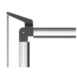 Boom Gate Articulated Arm