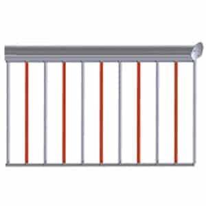 Boom Gate Fence
