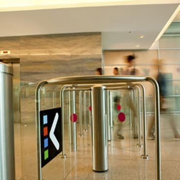 Turnstiles and Flap Barriers Blog Image